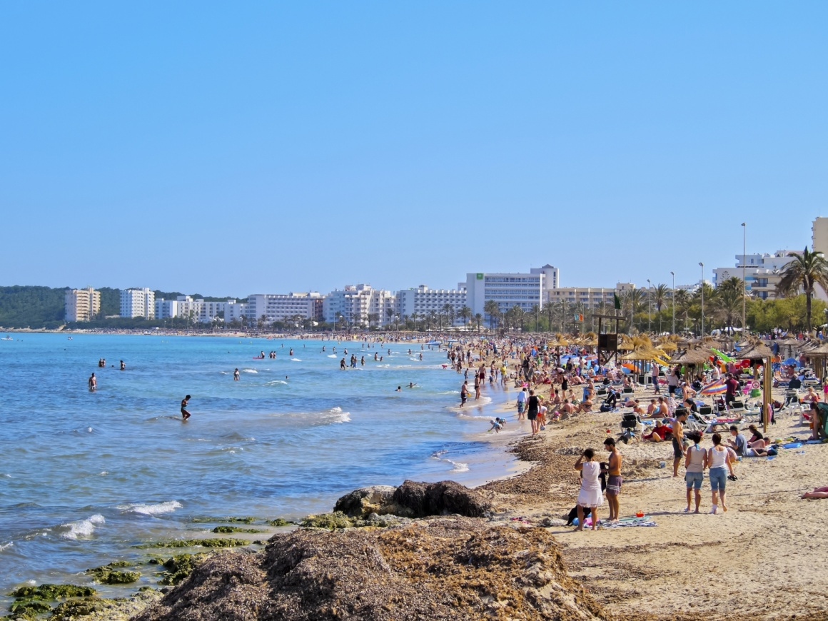 Cala Millor in Majorca