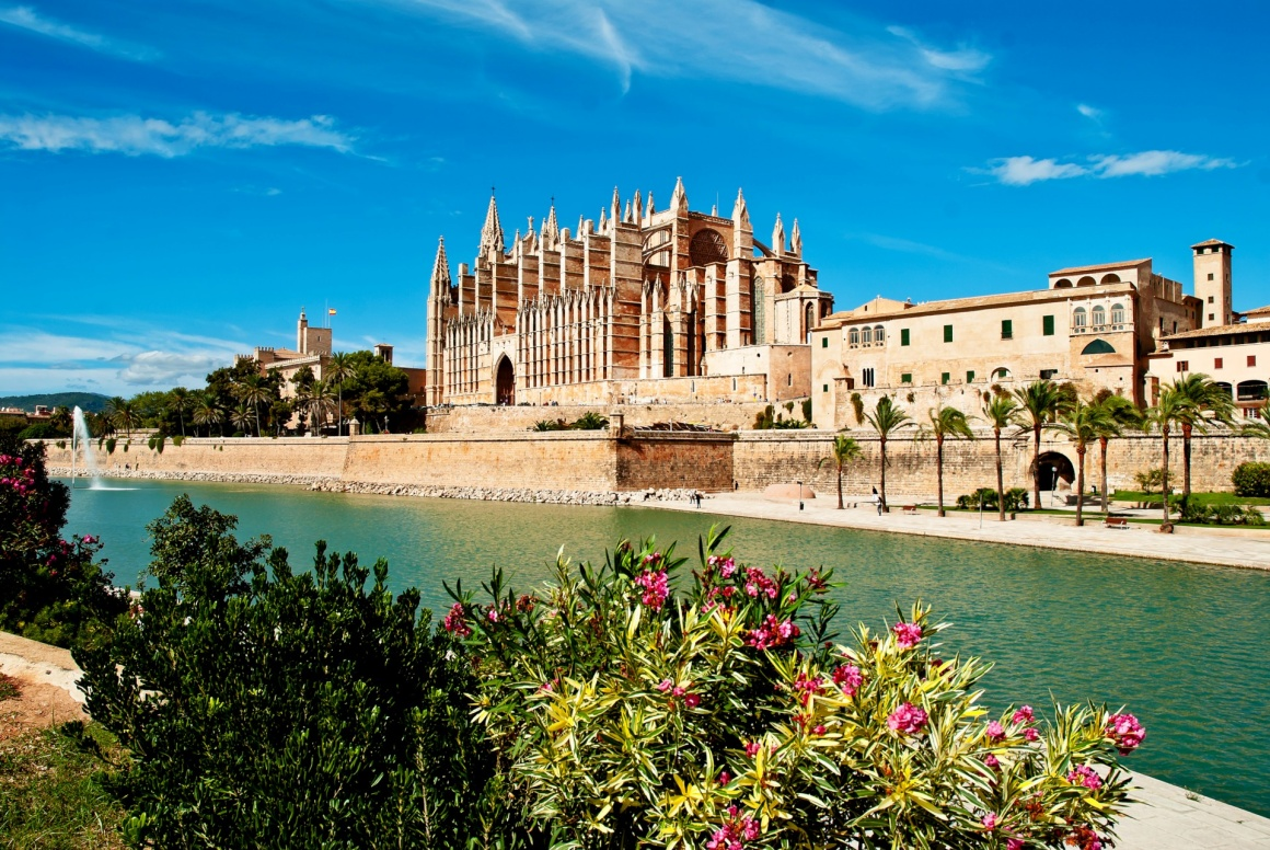 'Cathedral of Palma de Majorca' - Majorca